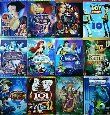 DISNEY DVD Lot   Pick your Movies