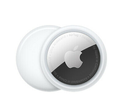 NEW Apple AirTag - FREE Engraving Included - 4 Characters Word Maximum