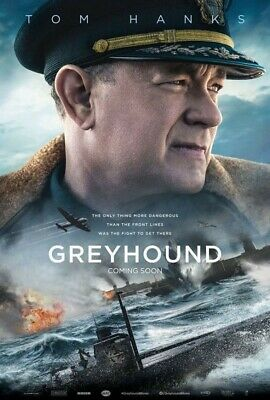 HD DVD Greyhound DVD plus bonus DVD News of The World  New  Tom Hanks