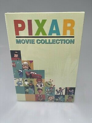 Walt Disney 22 Pixar Movie Collection 11-Disc DVD Box Set 2021