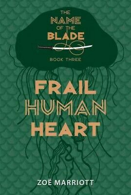 Frail Human Heart Hardcover by Marriott Zoe Brand New Free shipping in th-
