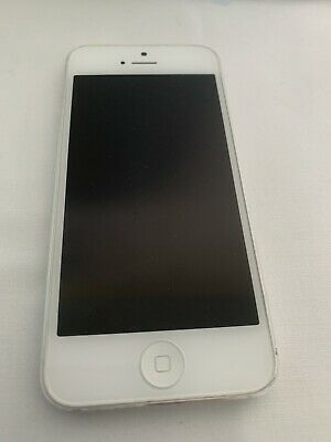 Apple iPhone 5 - White - 16GB - 3/4G - great condition