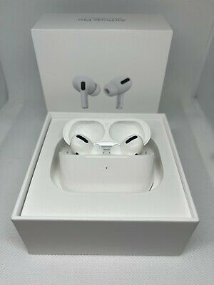Apple AirPods Pro with Wireless Case White MWP22AMA