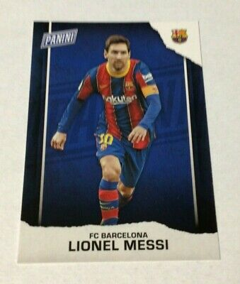2021 Panini Fathers Fathers Day Soccer LIONEL MESSI Argentina LM Version 2