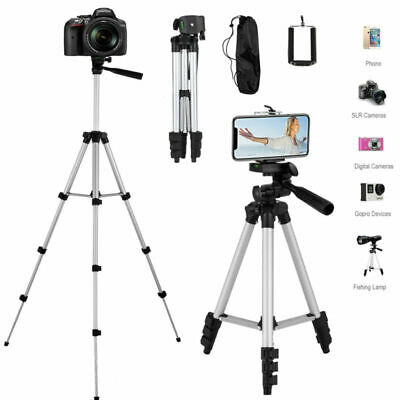 Stand Camera Samsung Phone for Cell Tripod Mount Adjustable Holder - Bag iPhone