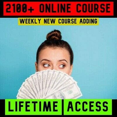 2200- Online Course  Daily New Course  Worth Millions 🔥 Lifetime Access