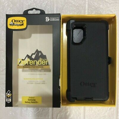 Otterbox Defender Series Case Cover for Samsung Galaxy N10-  Note10Plus Black