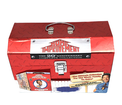 Home Improvement The 20th Anniversary Complete DVD 25-Disc Set Collection Series