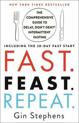 Fast- Feast- Repeat- Stephens Gin