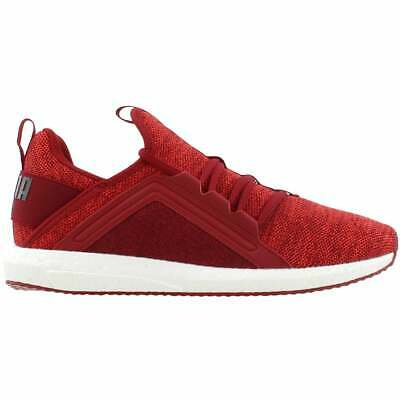 Puma Mega Nrgy Knit Training  Mens Training Sneakers Shoes Casual   - Red - Size