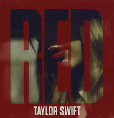 SWIFT TAYLOR-RED DLX CD NEW