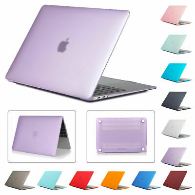 Hard Case Cover for Macbook Air 13  11 Pro 13  13 Retina 13 inch Shell Laptop