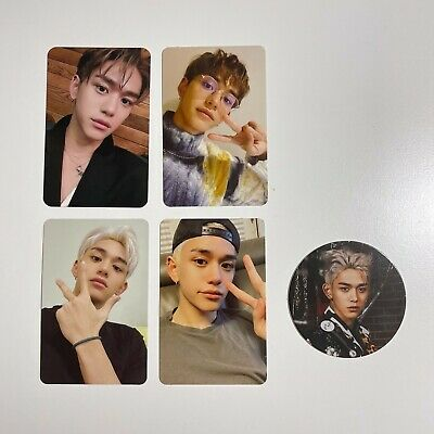 NCTWAYV LUCAS Take Over The MoonSequelAwaken the World Official Photocards