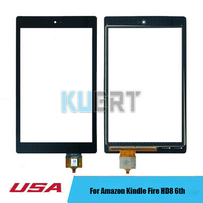 NEW For Amazon Kindle Fire HD8 HD 8 6th Gen PR53DC Touch Screen Digitizer