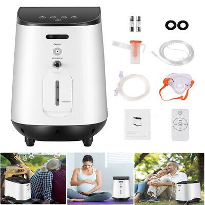 Portable 0xigen Concentrator 1-7Lmin 0xigen Machine For Home And Travel Use US