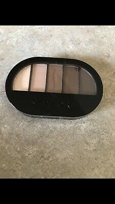 Sephora Colorful 5 Pale to Rich Taupe Eyeshadow Palette NEW Sealed