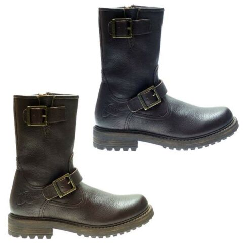 ENERGIE STIEFELLETTE BOOTS STIEFEL SCHUHE SHOES BRANK