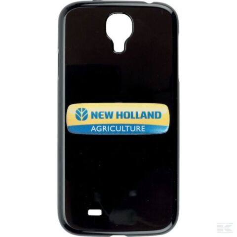 NEW HOLLAND BLACK SAMSUNG GALAXY S4 HD COVER CASE PHONE TRACTOR