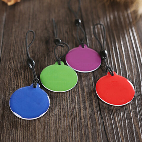 NFC KEYCHAIN TAG NTAG203 FIT FOR SAMSUNG HTC NEXUS SONY LG IPHONE 6PLUS GRE