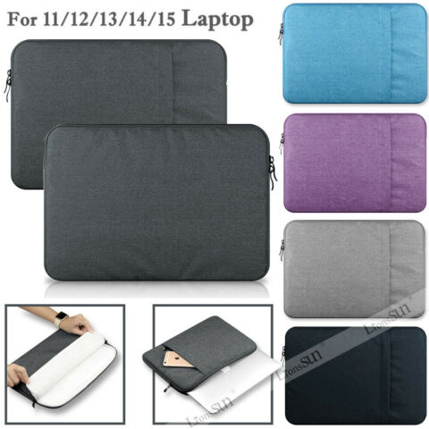 LAPTOPTASCHE F R 13 14 15 ZOLL LAPTOPS NOTEBOOKS MACBOOK AIR PRO DELL HP