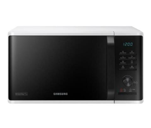 SAMSUNG MG23K3515AW MIKROWELLE ARBEITSFL CHE GRILL MIKROWELLE 23 L 800 W WEI