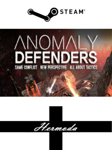 ANOMALY DEFENDERS STEAM KEY FOR PC MAC OR LINUX SAME DAY DISPATCH