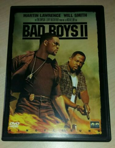 BAD BOYS II KINOFASSUNG 2004 MARTIN LAWRENCE WILL SMITH ACTION MIAMI