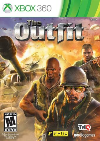 THE OUTFIT XBOX 360 NEW SEALED