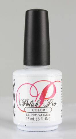 NSI POLISH PRO 15 ML COMPETITION NAIL GEL POLISH UV LACK PINK ROT PEARL CS25
