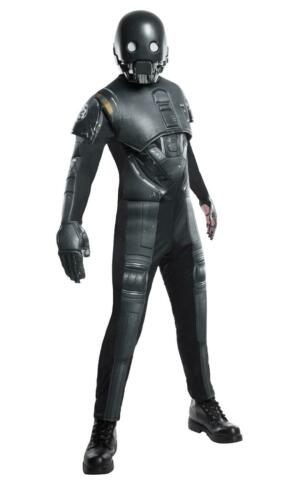 K 2SO STAR WARS DISNEY MENS FANCY DRESS LICENSED OUTFIT