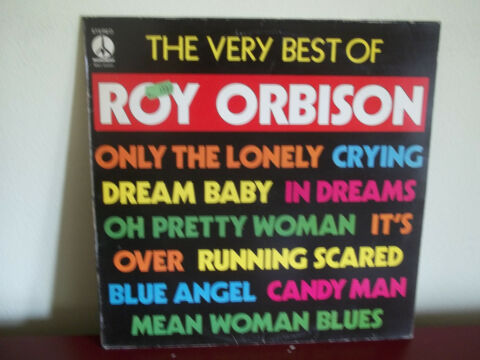 ROY ORBISON THE BEST OF LP