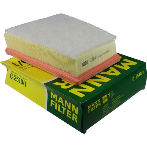 ORIGINAL MANN FILTER LUFTFILTER C 2510 1 AIR FILTER