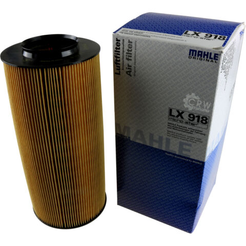 ORIGINAL MAHLE KNECHT LUFTFILTER LX 918 AIR FILTER VW POLO 6N2 LUPO 6X1