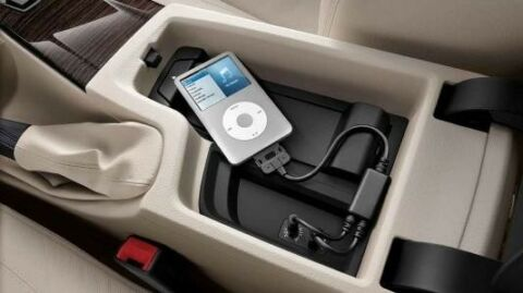 ORIG BMW MUSIC ADAPTER F R APPLE IPOD IPHONE 30 POLIGER DOCK CONNECTOR