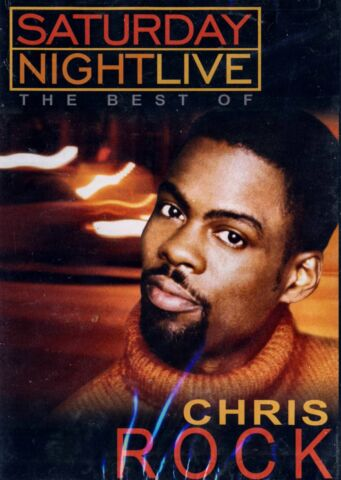 BRAND NEW DVD SATURDAY NIGHT LIVE BEST OF CHRIS ROCK