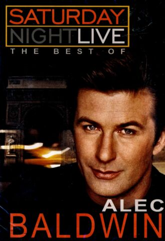 BRAND NEW DVD SNL SATURDAY NIGHT LIVE THE BEST OF ALEC BALDWIN