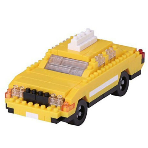 NANOBLOCK NEW YORK TAXI