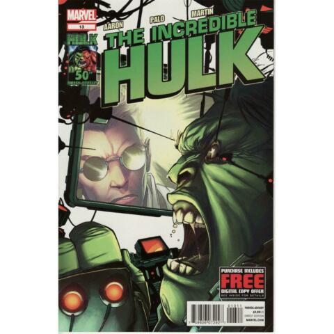 INCREDIBLE HULK 13 VOL 3