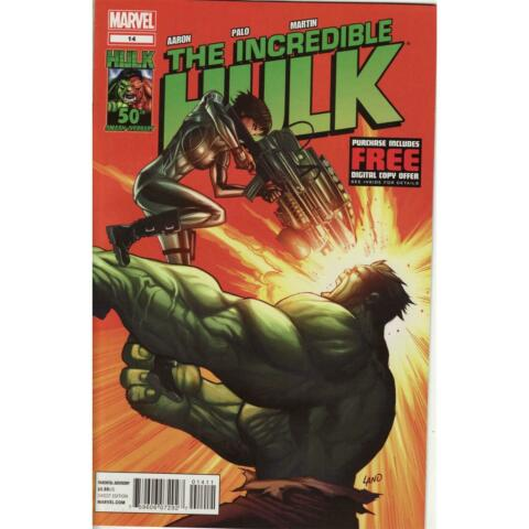 INCREDIBLE HULK 14 VOL 3