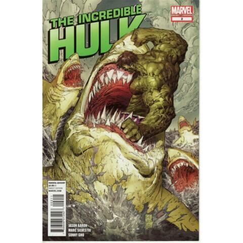 INCREDIBLE HULK 2 VOL 3