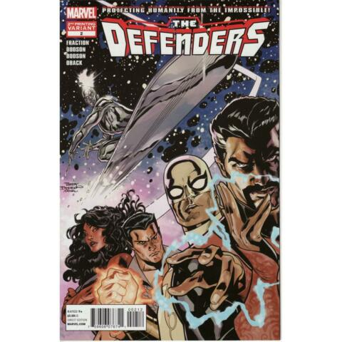 DEFENDERS 2 2ND PRINTING VOL 4