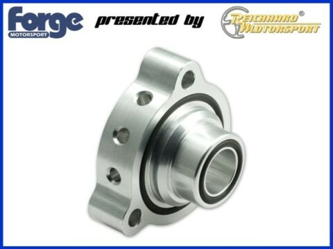 FORGE BLOW POP OFF ADAPTER BMW MINI COOPER S TURBO