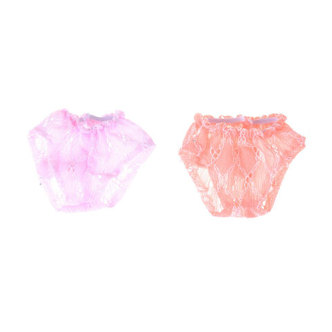 2PCS DOLL ACCESSORIES PINK UNDERPANTS BABY DOLL 18IN DOLLZP