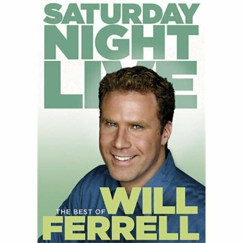 SATURDAY NIGHT LIVE THE BEST OF WILL FERRELL DVD 2010 GOOD