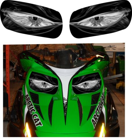 ARCTIC CAT Z1 570 F8 F5 SNO PRO LXR BEARCAT TURBO SCHEINWERFER STICKER 12