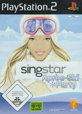 PS 2 SPIEL SINGSTAR APR S SKI PARTY