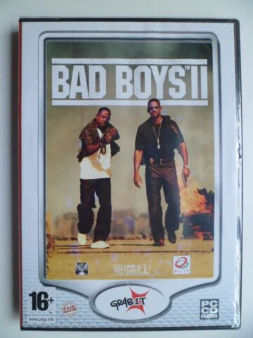 BAD BOYS II PC WINDOWS 2004 NEW AND SEALED