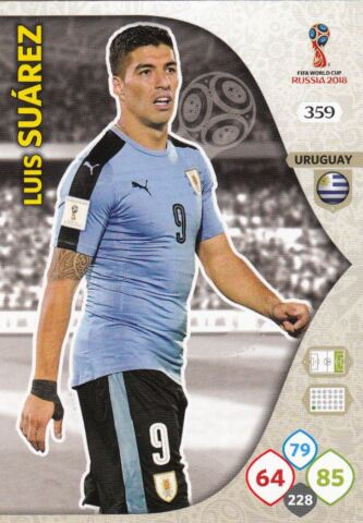 PANINI ADRENALYN WORLD CUP 2018 BASIS KARTEN BASE CARD AUSWAHL CHOOSE 298 360