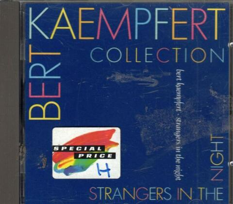 BERT KAEMPFERT COLLECTION STRANGERS IN THE NIGHT