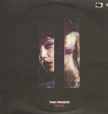 TWO FINGERS FEAT SWAY THAT GIRL 12 MAXI LP VG 5021392134864